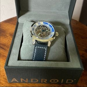 Android Seagull TY2809 21 Jewels Watch New In Box